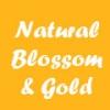 Natural Blossom & Gold