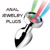 Anal Jewerly Plugs