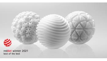 Серія TENGA GEO отримала вищу дизайнерську нагороду: Best of the Best на Red Dot Design Award Product Design 2021!