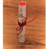 Ароматическая низкотемпературная свеча Wax 20х2.7см