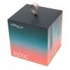 Анатомический вибратор для пары We-Vibe Sync Aqua