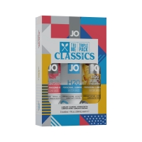 Подарочный набор System JO Limited Edition Tri-Me Triple Pack - Classics 3 х 30 мл