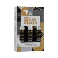 Подарочный набор System JO Limited Edition Tri-Me Triple Pack - Gelato 3 х 30 мл