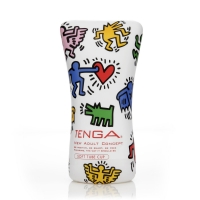 Мастурбатор Tenga Keith Haring Soft Tube Cup SO1648