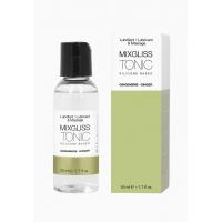 Лубрикант на силиконовой основе MixGliss TONIC - GINGEMBRE 50 мл SO1359