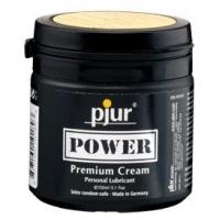 Лубрикант на комбинированной основе pjur POWER Premium Cream 150 мл PJ10290