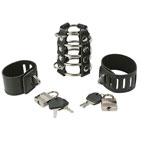 Бондаж (веревки, наручники, ленты)